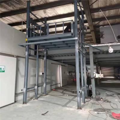 连云港液压升降台哪有做的-坦诺车间液压升降货梯厂家