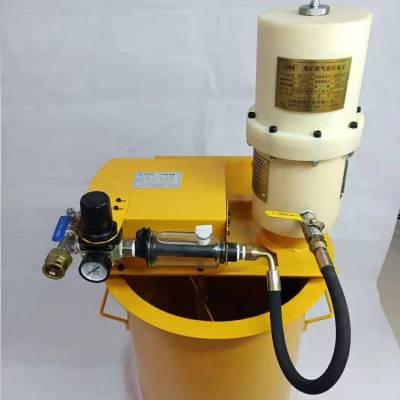 薛家湾ZBQ27/1.5气动注浆泵,ZBQ27/1.5搅拌器搅拌桶一体化