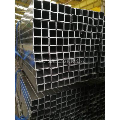 云南黑方管多少钱一根 材质Q235B 规格100x100x4.0