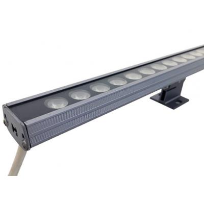粤耀照明厂家直销户外12W/24W线型轮廓灯线条灯优质航空铝材1000*35*25(mm)
