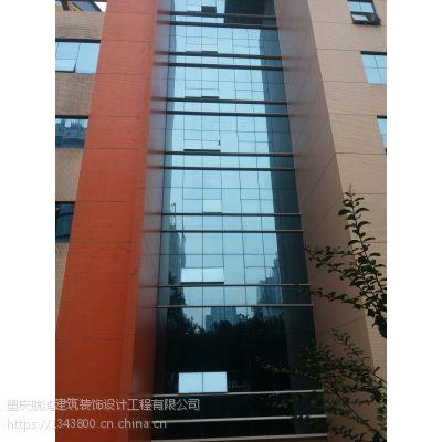 重庆航鸿幕墙装饰设计有限公司 外墙工程设计施工 幕墙工程设计施工