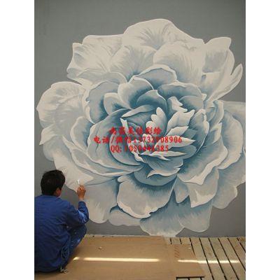 吉安 峡江泰和永丰新干手绘墙画彩绘墙绘涂鸦壁画制作!