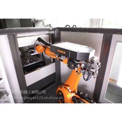 kr210 长沙市二手库卡kuka上下料工业机器人