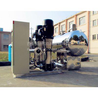 铜川无塔恒压无负压变频增压供水设备 RJ-2694