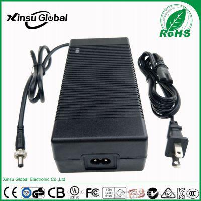 32V7A 220W电源VI能效 美规FCC UL认证 32V7A电源适配器