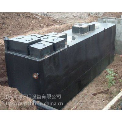 一体化污水处理设备内部材料清单