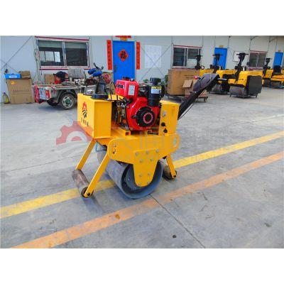 江苏手扶式单轮压路机 小型压路机厂家直销