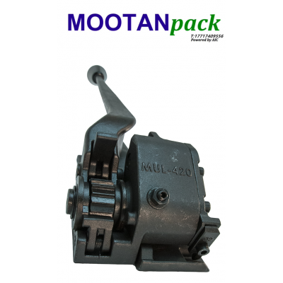 MUL-420美国TEKNIKA钢带收紧器、打包机
