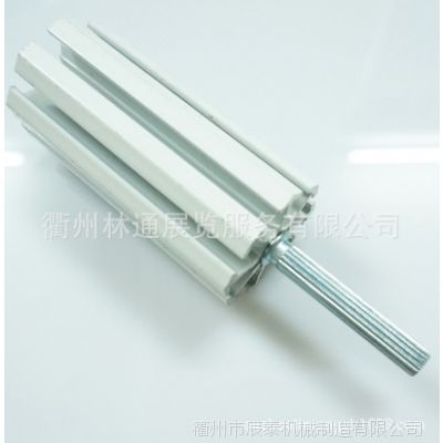 八棱柱连接件,对接件,扁铝内连接件,展览器材配件,厂家直销