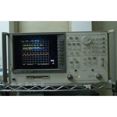 供应 安捷伦/agilent 网络分析仪8753D 9成新