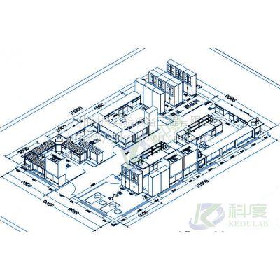 广州实验室规划设计公司实验室标准化实施者