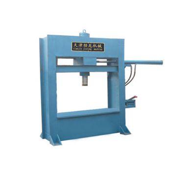 滑道式平板机金属压力机天津劲龙生产各种型号压力机