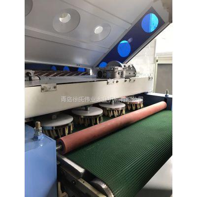 H木工机械异型曲面砂光机底漆打磨机橱柜木门自动摆动异形抛光机