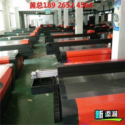 供应理光G5喷头UV2513打印机 竹木纤维集成墙面平板打印机