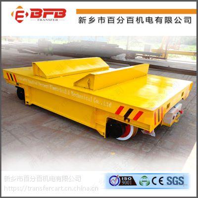 生产厂家供应1T小吨位蓄电池供电式电动平车