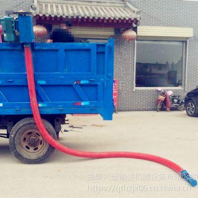 专业的车载吸粮机哪里有卖防尘 码头倒仓吸粮机