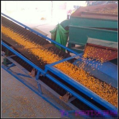 水果槽式带式输送机 兴亚装卸车输送机图片