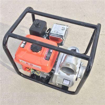 汽油3寸泥浆泵 6寸抽水泵价格 吸程10米抽水泵