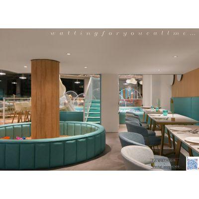 成都亲子餐厅装修设计 成都亲子餐厅设计