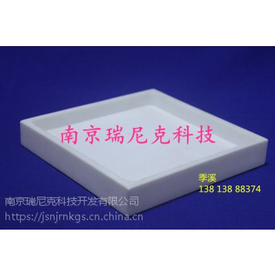 PTFE聚四氟乙烯(PTFE)方盘又称托盘20cm培养皿