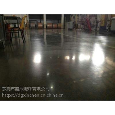 东莞市寮步水泥地起砂处理--大朗仓库地面翻新--水泥渗透地坪工程、鑫辰公司