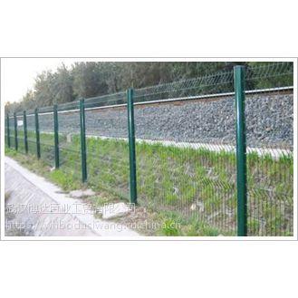 湖北黄陂博达铁路围栏网大量现货 铁路护栏厂家库存优惠中快来抢购