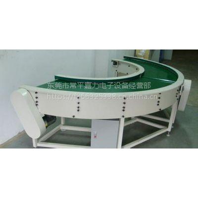 平行式传送带 装卸爬坡机 物流快递快速分拣线 铝型材输送机