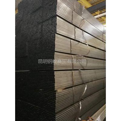 云南Q345方矩管厂家 昆明Q345方管价格 规格齐全