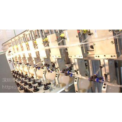 led球泡灯自动组装生产线、LED生产设备、灯泡自动生产线