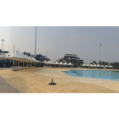 斯柯瑞景观膜结构 膜结构设计与施工 公园膜结构建筑 张拉膜建筑