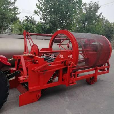 1000型新款半夏收获机 猫爪草起挖机 起平贝机械 小型挖药机价格