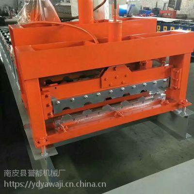 誉都机械厂直销800型竹节琉璃瓦设备
