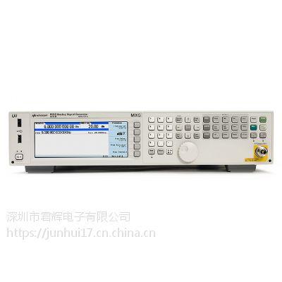 美国安捷伦N5181B MXG X 系列射频模拟信号发生器