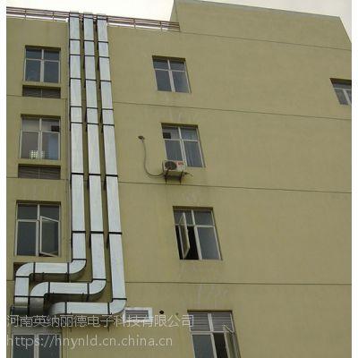 3.1河南郑州 实验室抽风通风系统 规划建设 楼顶抽风边中央台药品试剂器皿柜通风柜 厂家