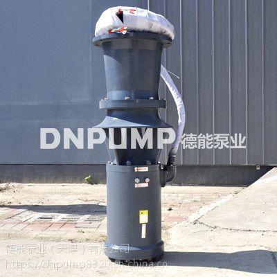 不阻塞简易安装QSZ充水式轴流泵