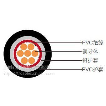 上海特润供应XLPE绝缘, 铅护套电缆IEC 60502-1(非铠装)
