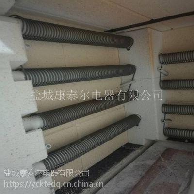 钢化炉工业炉电窑炉电炉丝 铁铬铝螺旋状电炉条电炉丝 非标定制