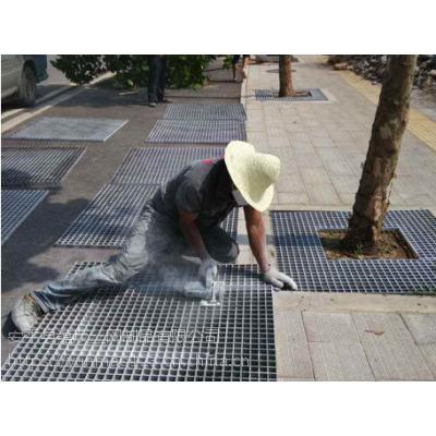 厂家生产销售镀锌钢格板 沟盖板系列 树池盖板 树篦子 实力厂家
