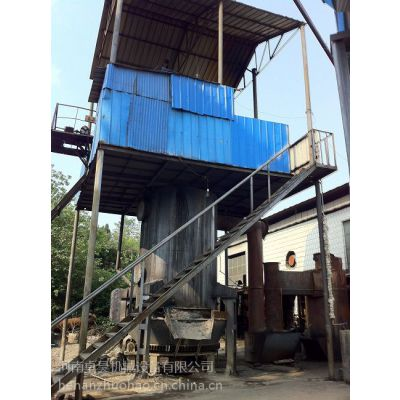 隆林各族自治县煤气发生炉、卓昊机械(图)、双段煤气发生炉
