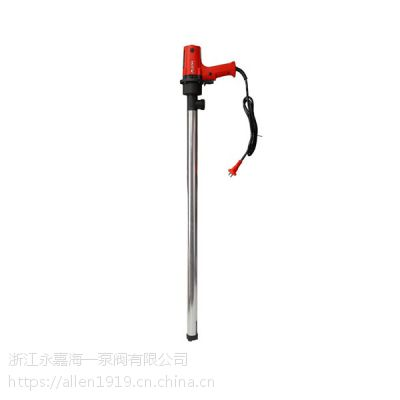 SB3-1手提式电动油桶泵