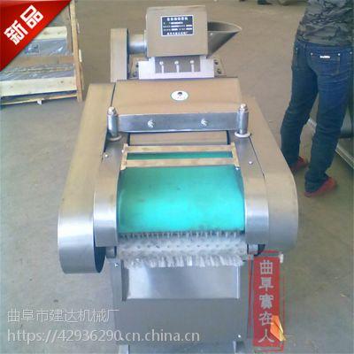 小型家用切菜机大型工厂食堂切片机