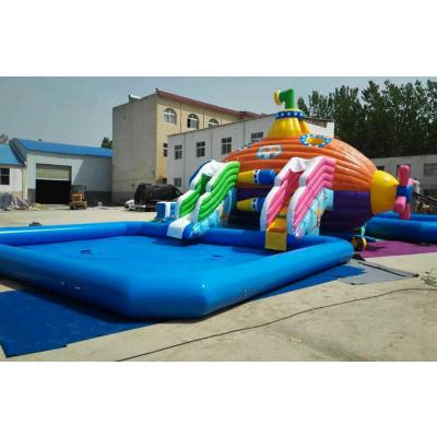 广西桂林大型支架游泳池厂家定做多种规格欢爽一夏