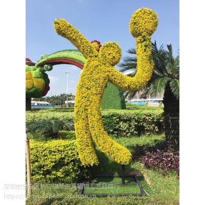 哪有做大型雕塑的厂家? 广西绿琴定做 仿真动物绿雕 广场室外园林装饰摆件 不锈钢材料可长时间使用