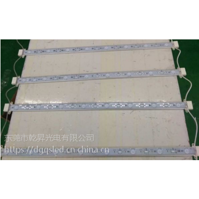 LED3030防水漫反射一米12灯,防水透镜灯