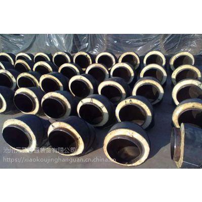 聚乙烯聚氨酯保温钢管出厂价格
