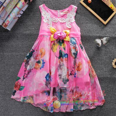 品牌折扣童装之美可儿连衣裙