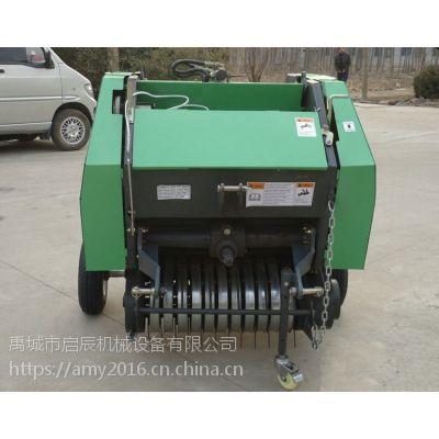 拖拉机带的小麦杆打捆机MRB850供应行走式小麦秸秆捡拾打捆机