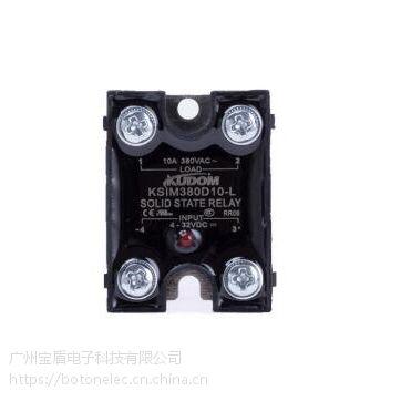 英国KUDOM库顿KSIM系列单相交流迷你型固态继电器