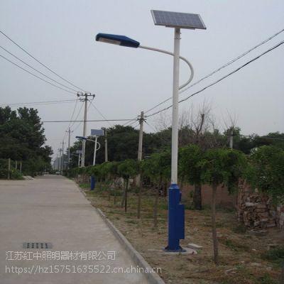 泰州红中 40w太阳能路灯亮度够吗?/路灯配件厂家/基础笼改造
