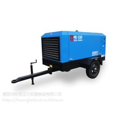 襄阳红五环风冷空压机出租|保康县护坡空压机喷浆机租赁